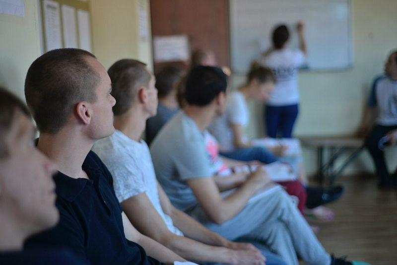 занятия в процессе реабилитации в Воронеже